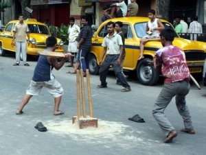 Indians-playing-cricket