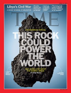 This rock could power the worl