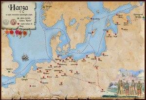 hanza-map