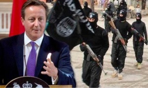 cameron isis